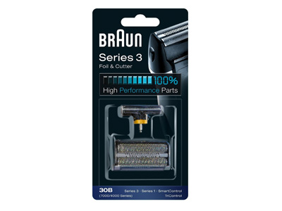 Braun Replacement parts 30B (7000/4000 Series) Foil & cutter