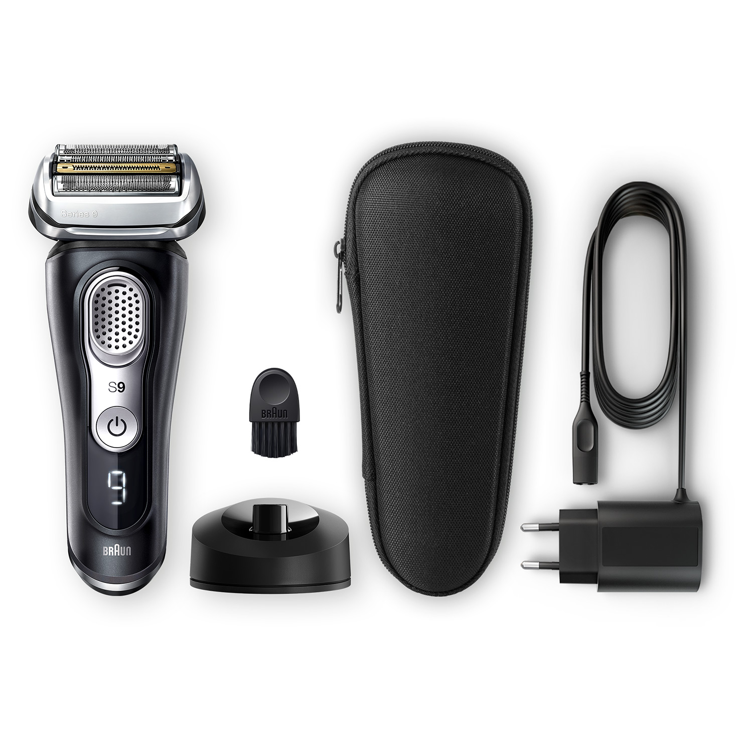 Series 9 9320s shaver - What´s in the box