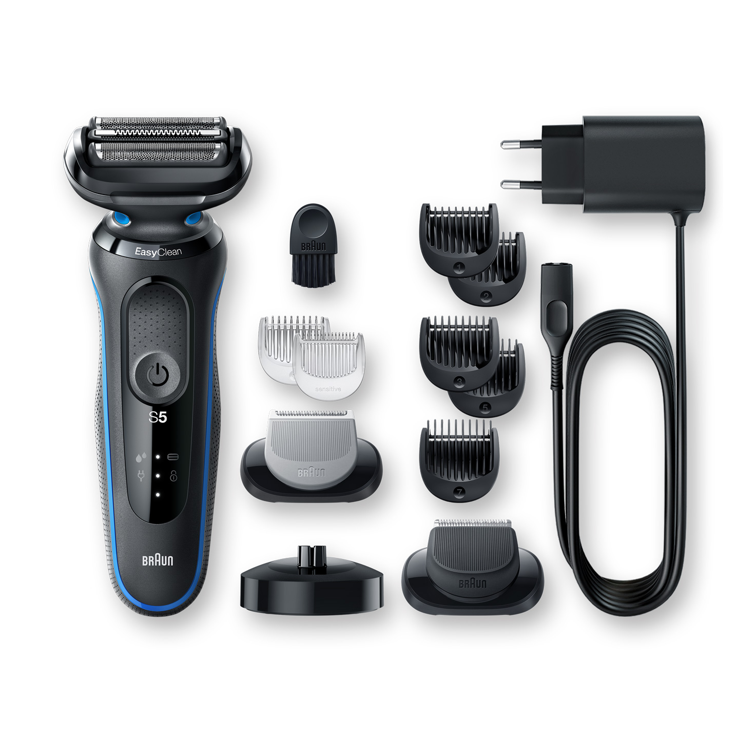 Braun Series 5 50-B4650cs Electric Shaver