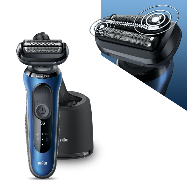 Series 6 shaver