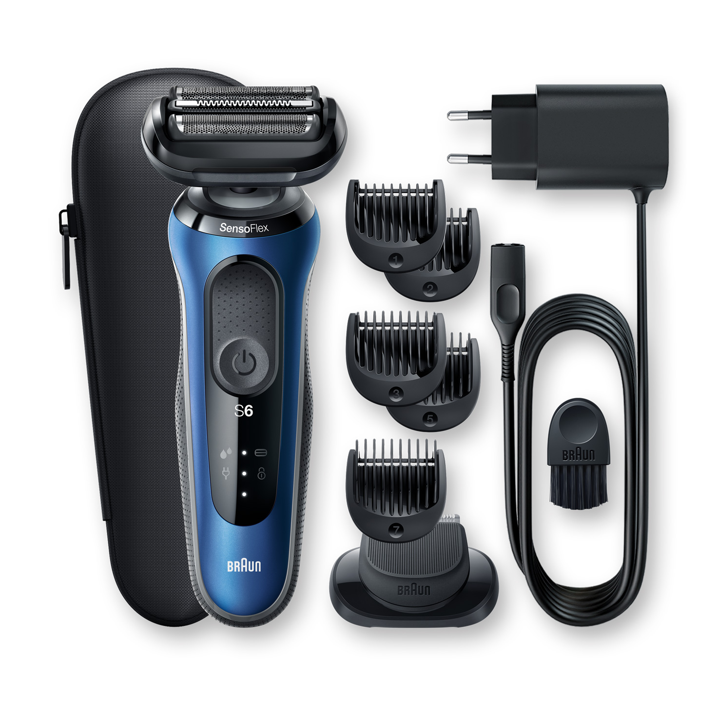 Braun Series 6 60-B1500s Electric Shaver