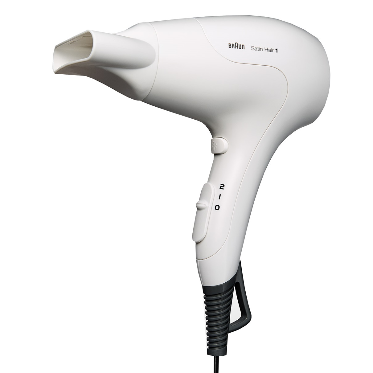 Satin Hair 1 PowerPerfection dryer HD180 half front