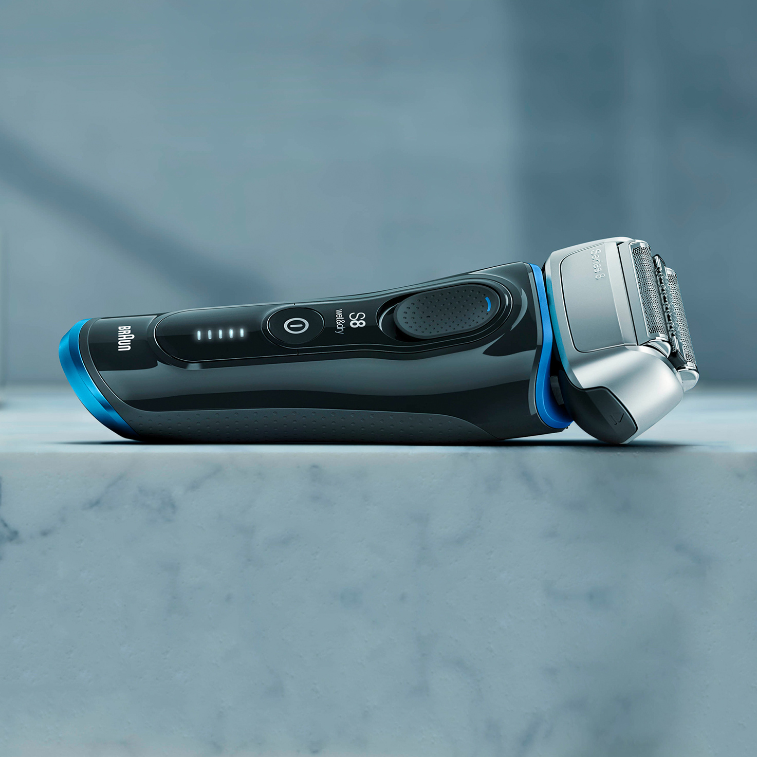 Series 8 8391s shaver