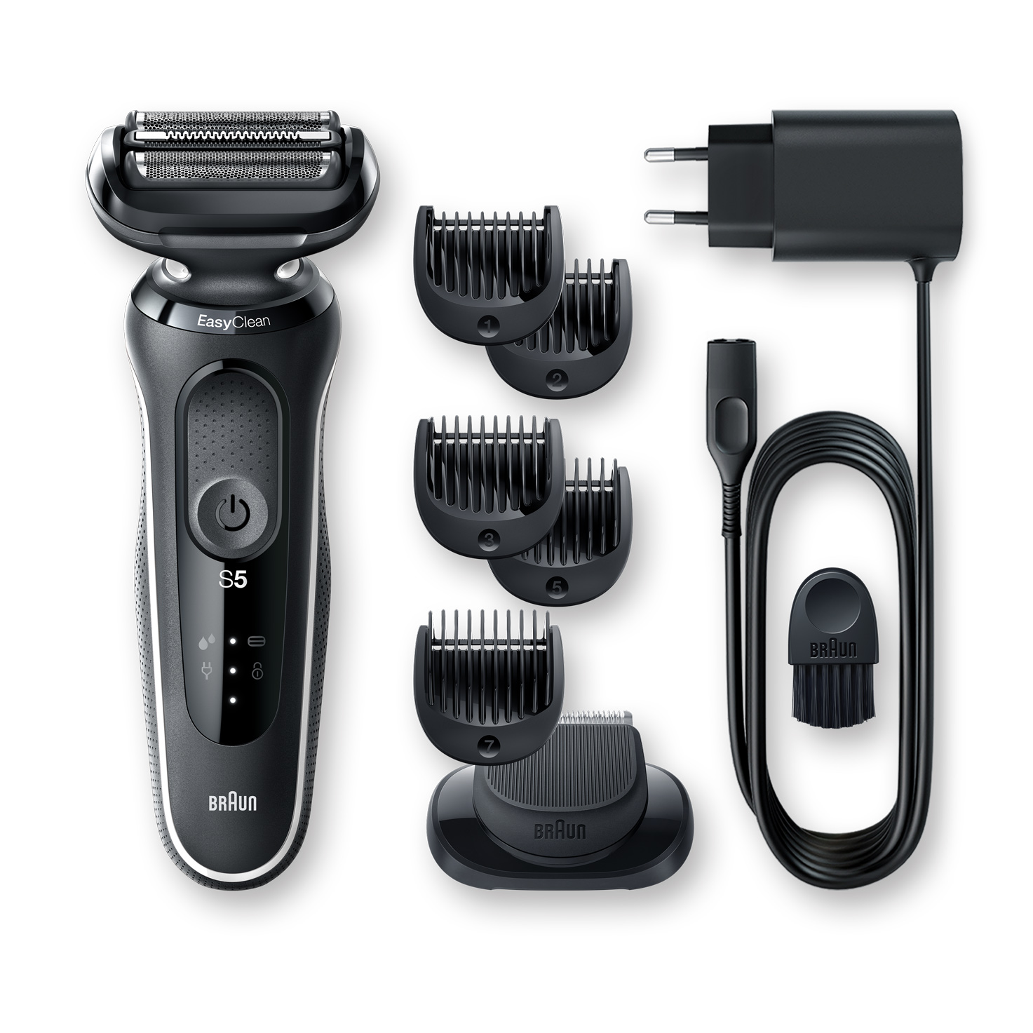 Braun Series 5 50-W1500s Electric Shaver WITB