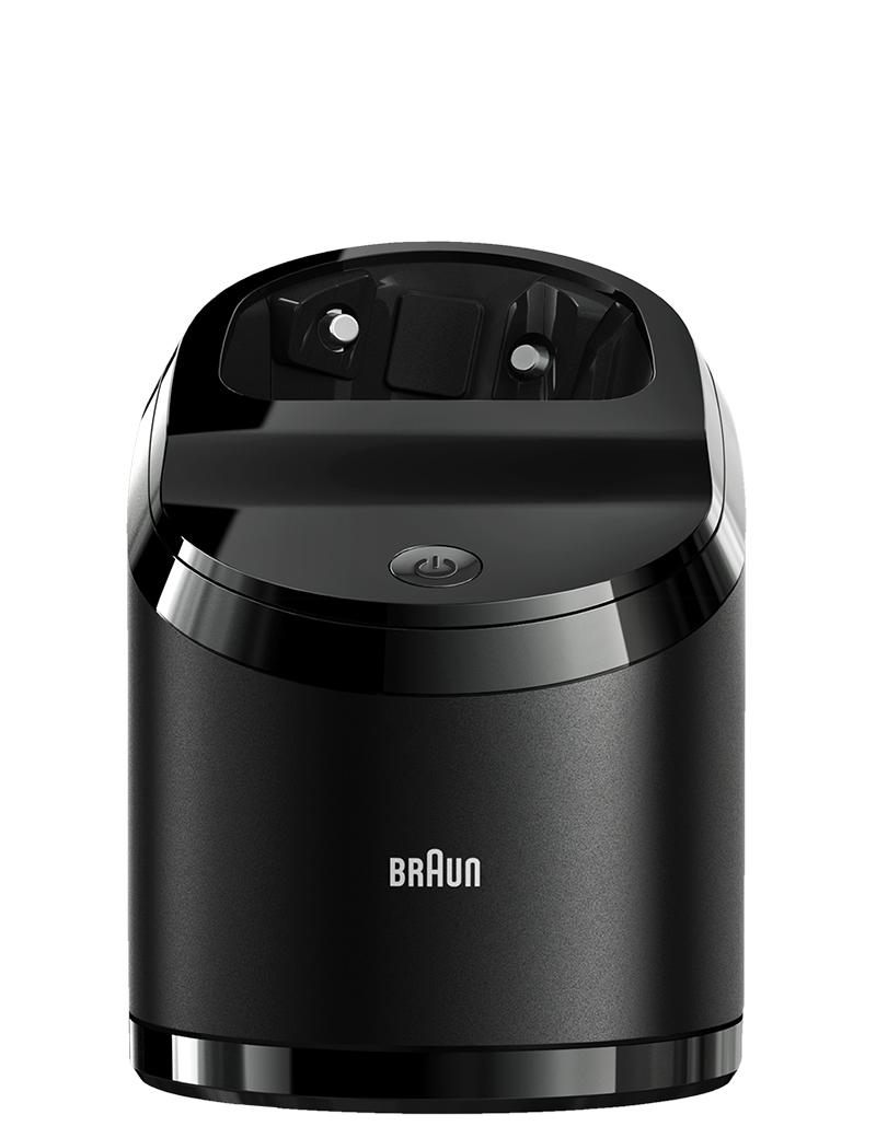 Čisticí stanice Clean & Charge pro holicí strojek Braun Series 8
