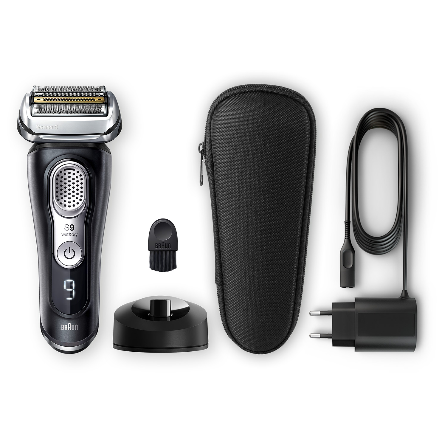 Series 9 9340s shaver - What´s in the box