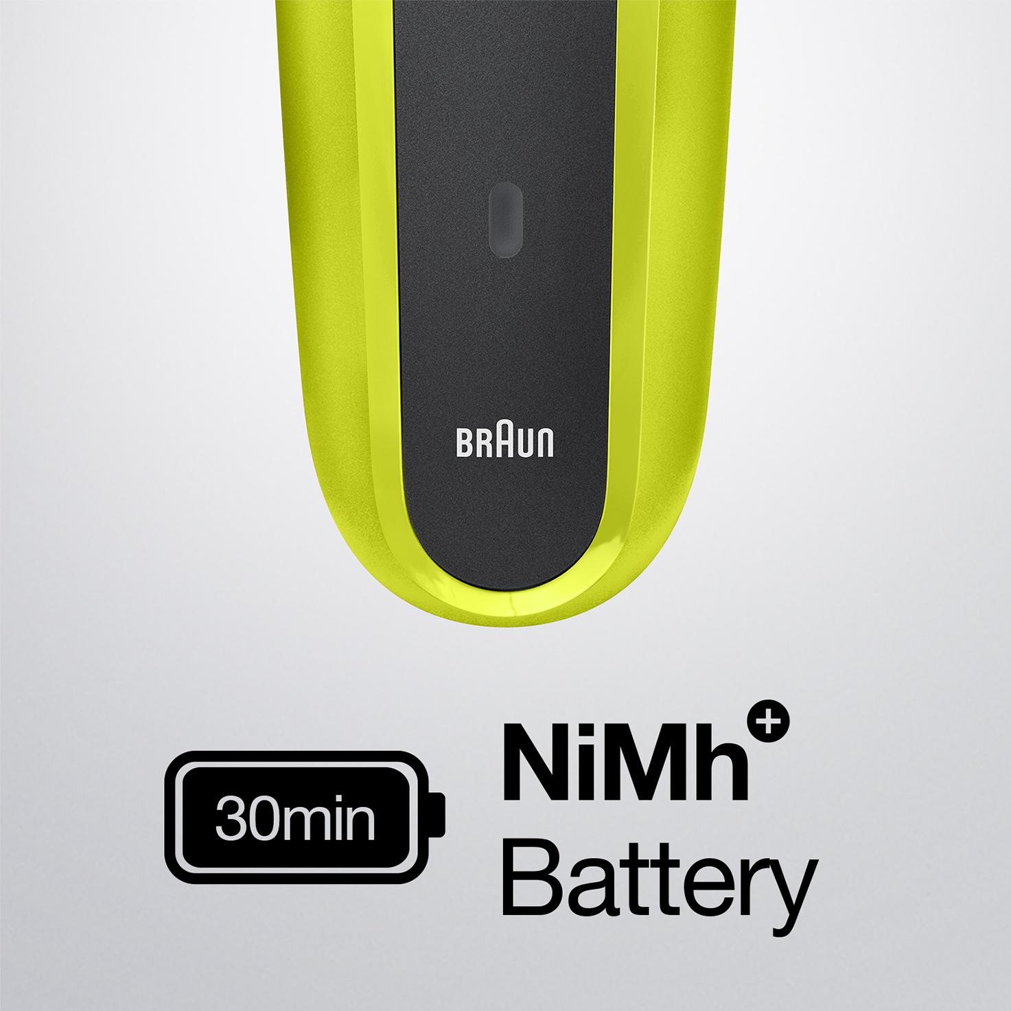 Dobíjecí baterie Ni-MH