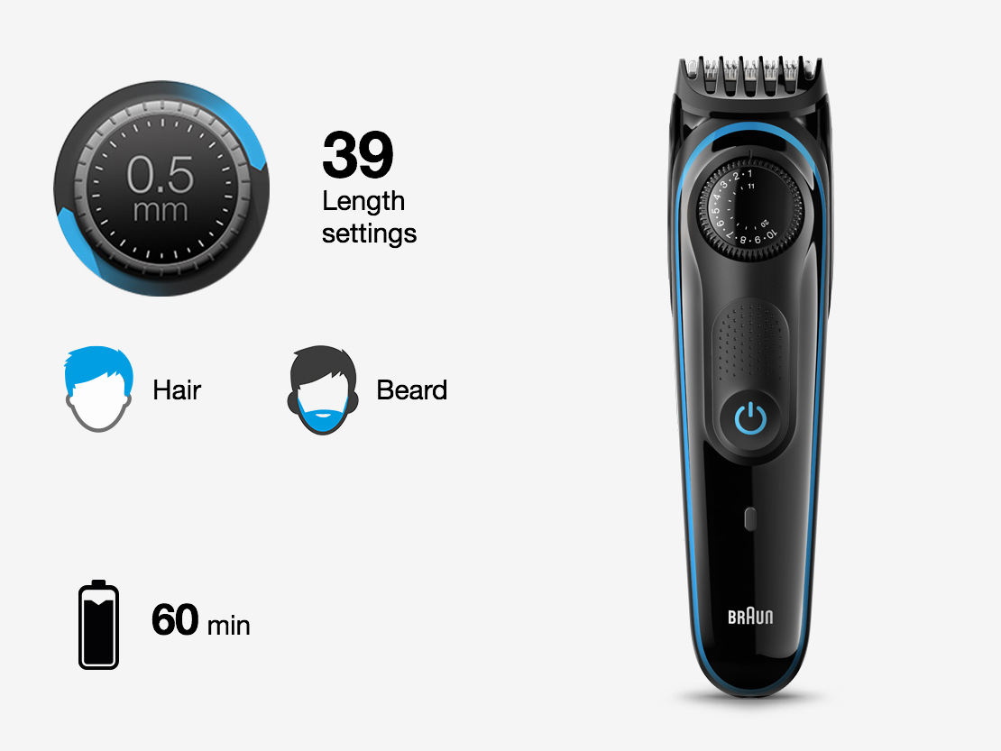Beard trimmer BT3040