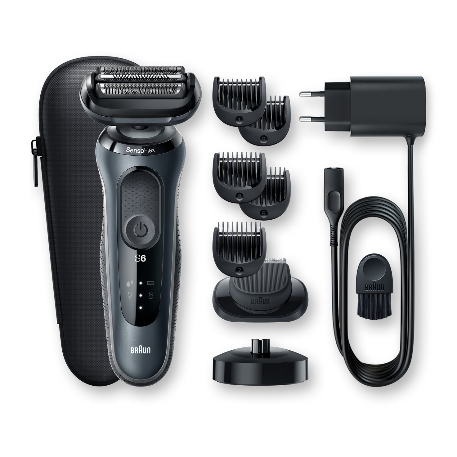 Braun Series 6 60-N4500cs Electric Shaver
