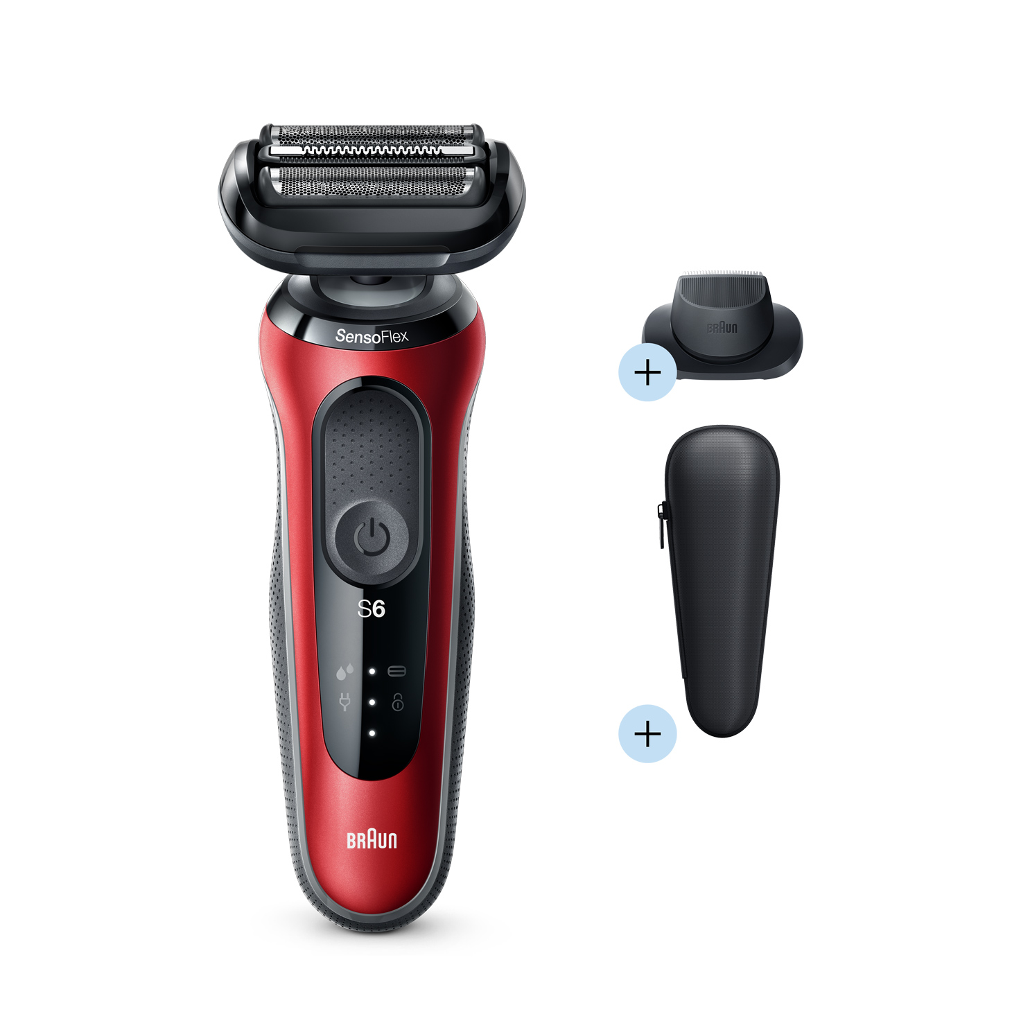 Braun Series 6 60-R1200s Electric Shaver