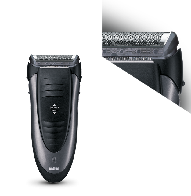 Braun Series 1 shavers