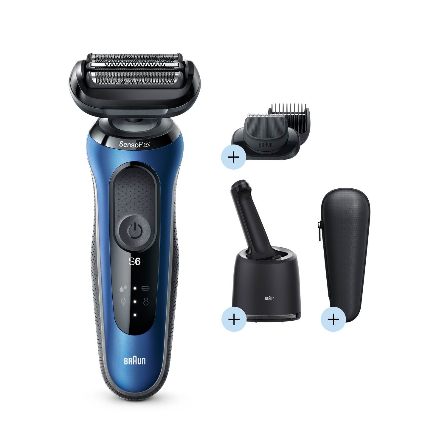 Braun Series 6 60-B7500cc Electric Shaver