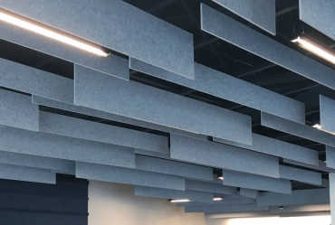 Arktura - Sound Edge Ceiling Panel