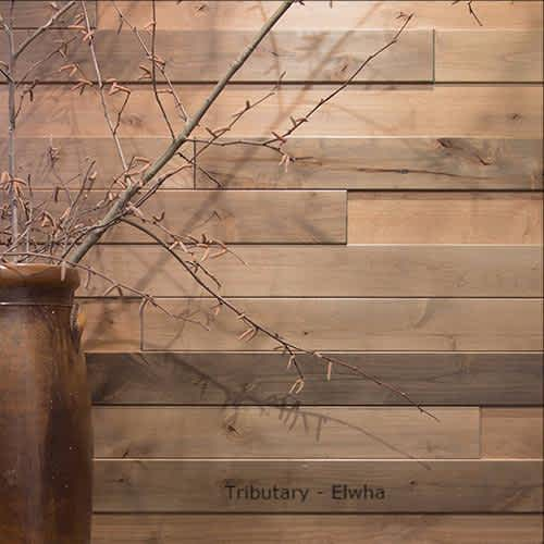 Windfall Lumber - Cladding - Tributary Collection