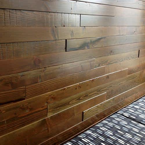 Windfall Lumber - Cladding - Multi Level Wall