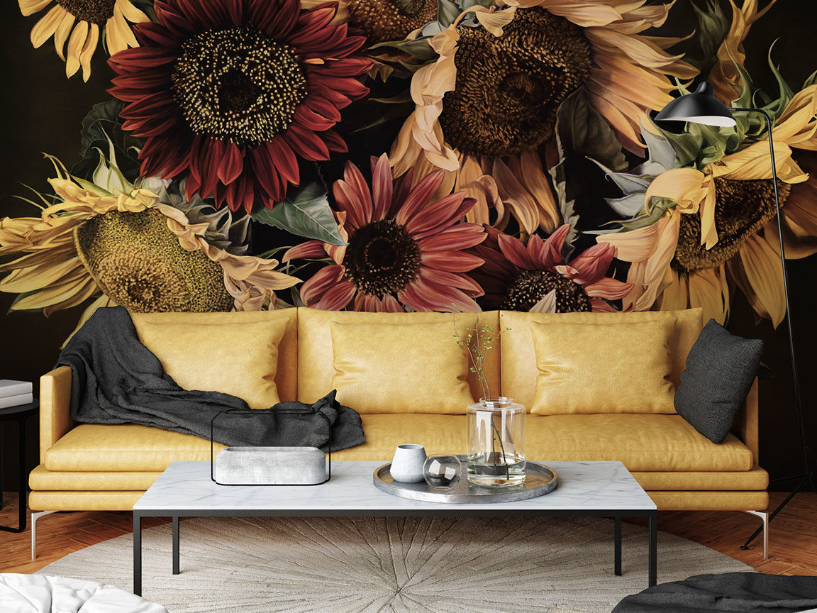 Area Environments - TD-Sunflowers-Interior