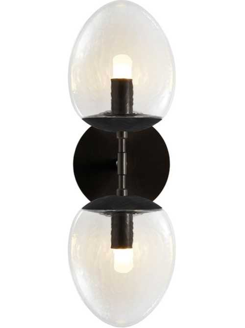 Hennepinmade - Foliole Collection - Double Sconce