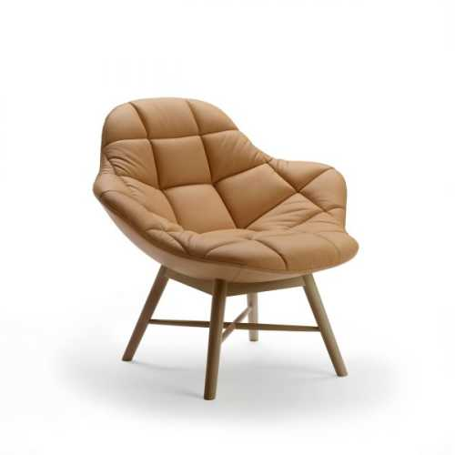Offecct - Palma Wood Easy Chair
