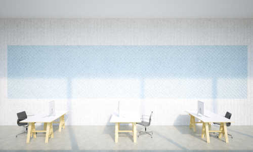 Baux Panels - Office Desk
