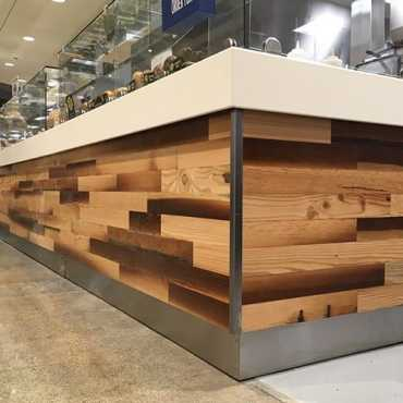 Windfall Lumber - Cladding - Stablewood Collection