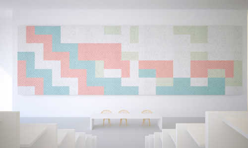 Baux Panels - Lecture Hall