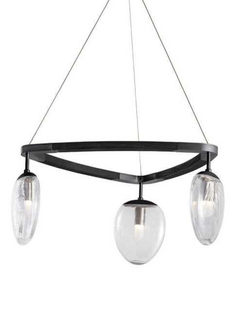 Hennepinmade - Foliole Collection - Chandelier
