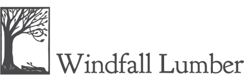 Windfall Lumber Logo Dark
