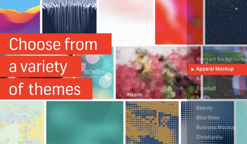 Shutterstock Bundles | Curated packs of 25 royalty free images