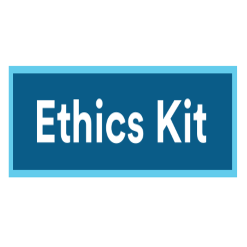 logo of the digital ethics organisation Ethics Kit