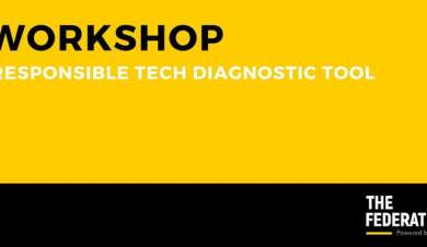 Workshop Responsible Tech Diagnostic Tool Logo