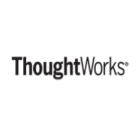 logo of the digital agency Thoughtworks