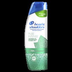 Shampoing Antipelliculaire Pure Intense Apaisement Des Démangeaisons - Main Image