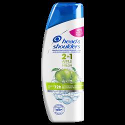 2en1 Shampoing Antipelliculaire Apple Fresh