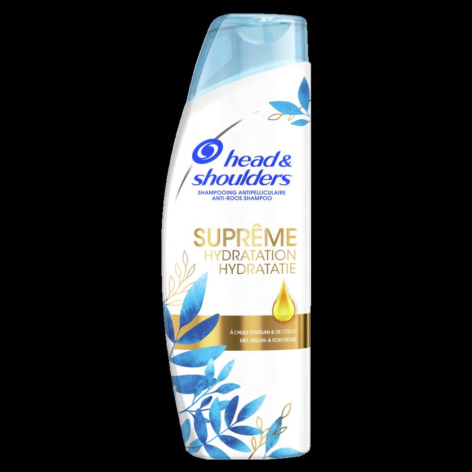 Shampoing Antipelliculaire Suprême Hydratation Huile D'argan Et huile de coco - Main Image
