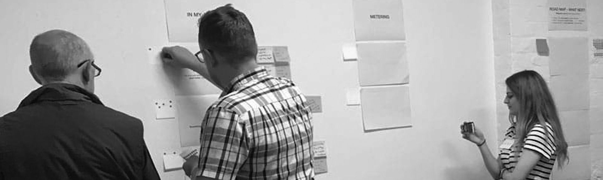 Northumbrian Water Group design sprint resize