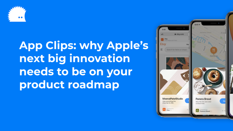 App Clips blog post header