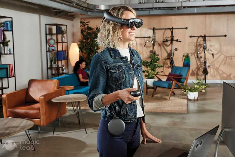 magic leap device