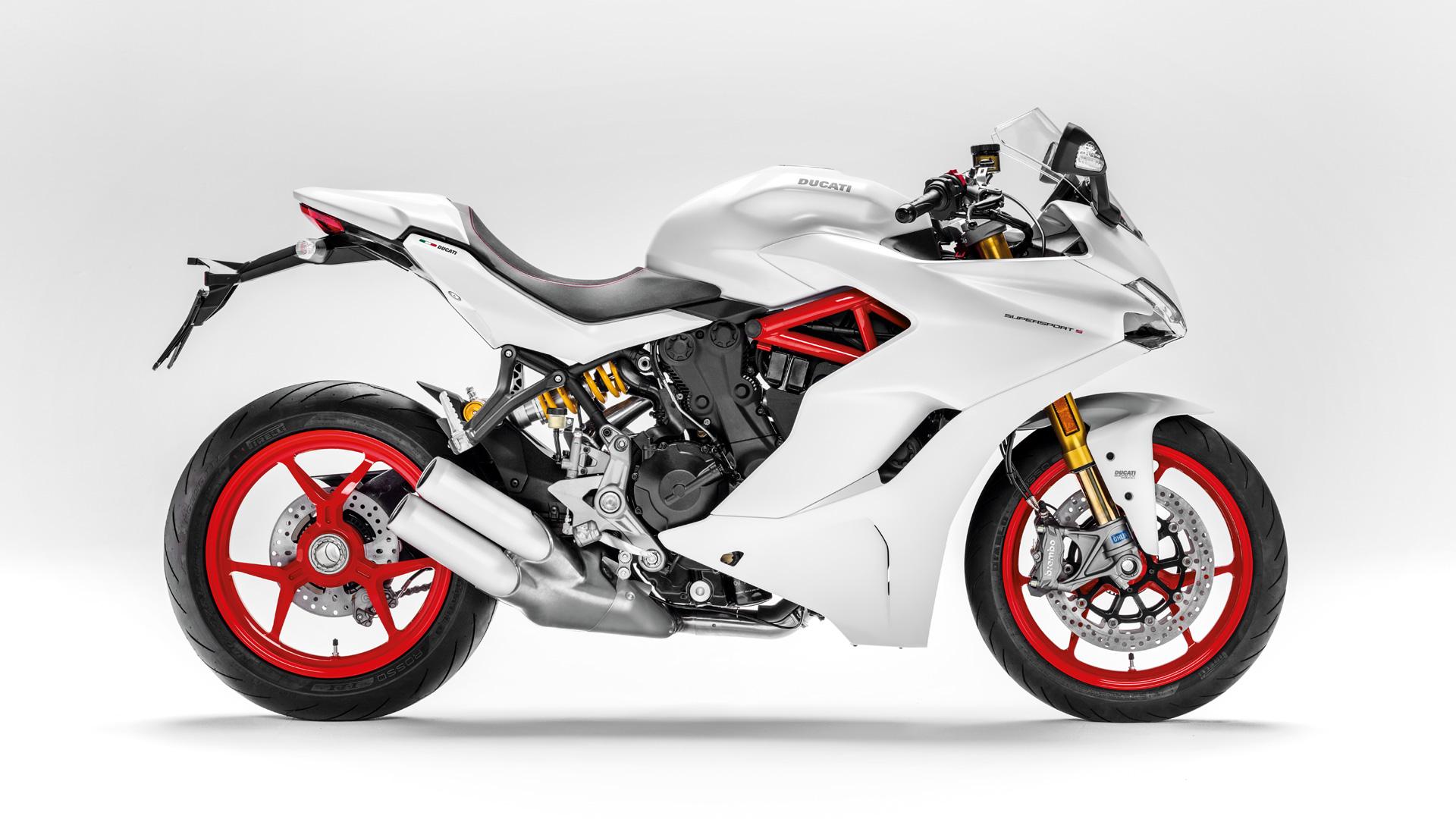 Ducati super sports