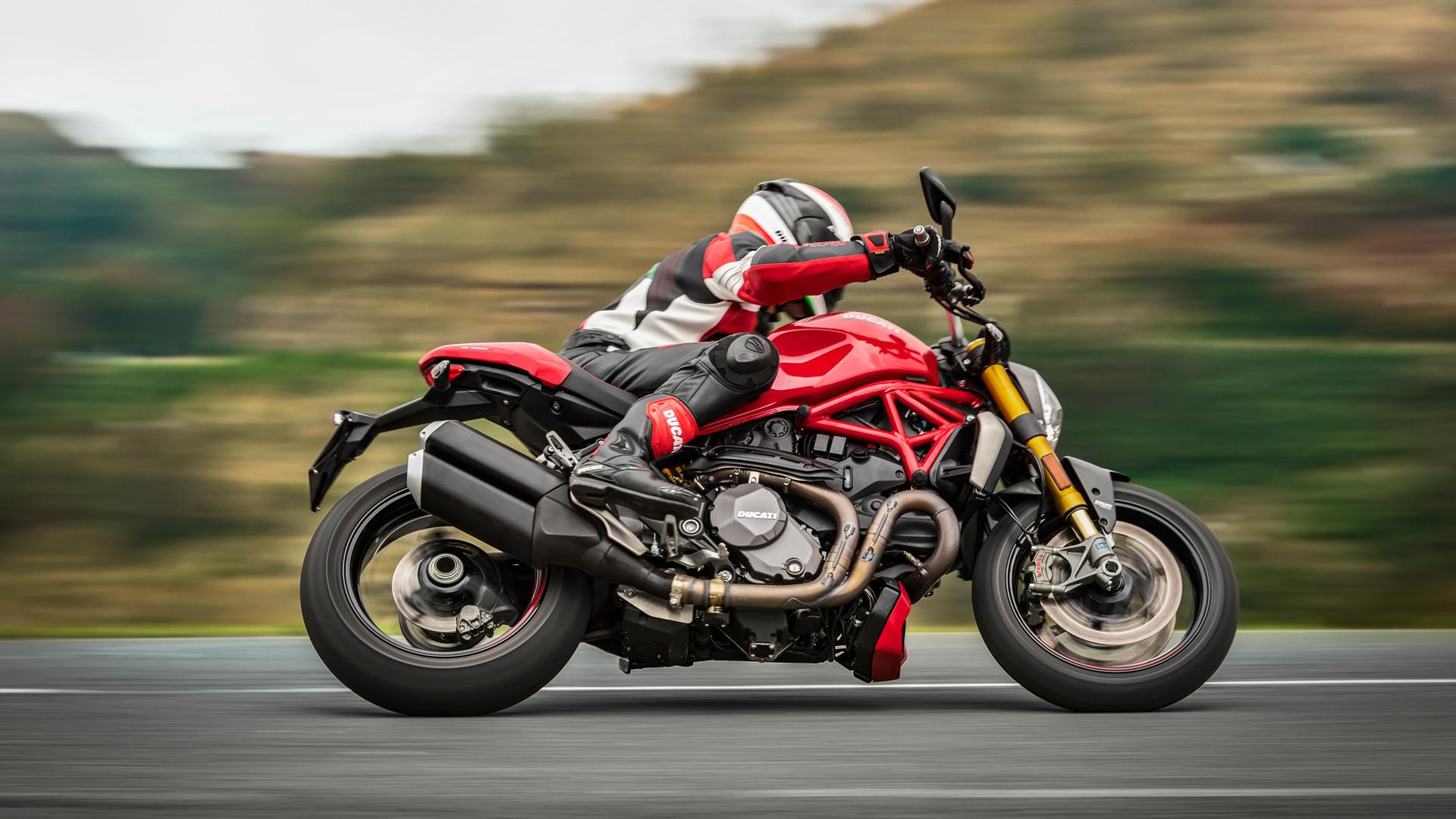Ducati Monster 1200 - High Performance Bikes