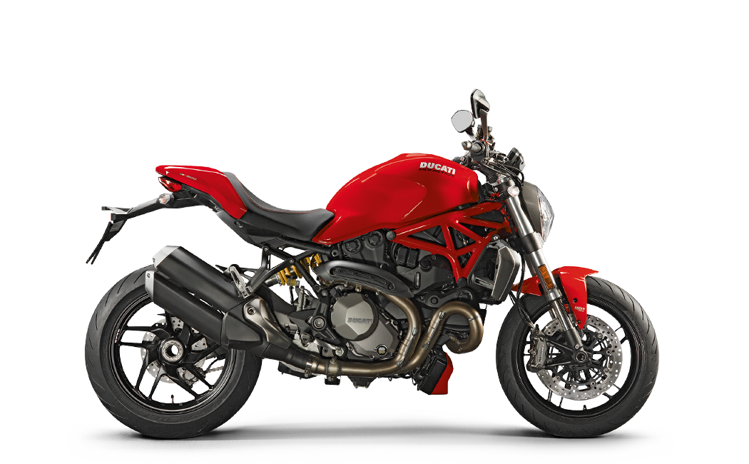 Ducati Monster  Oil