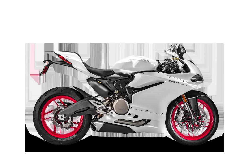 Ducati White Paint