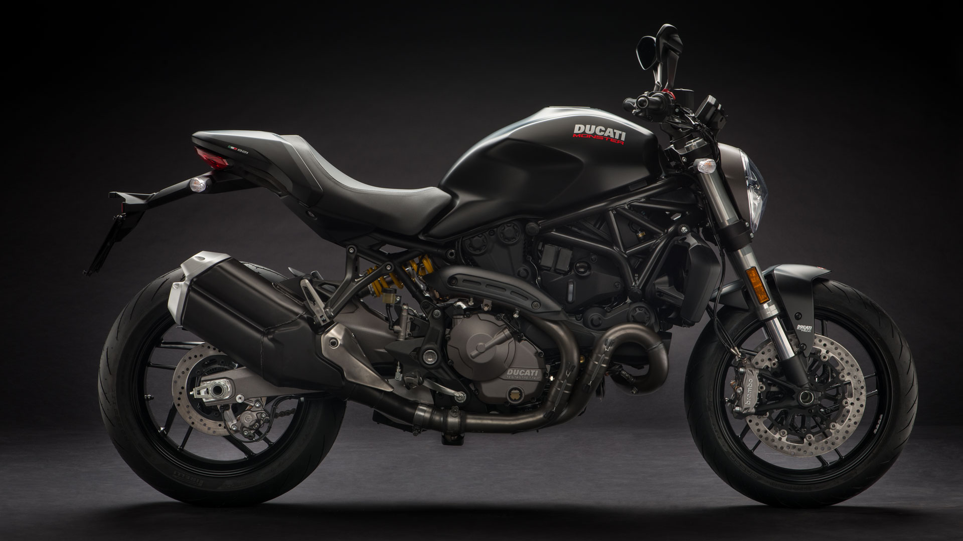 Ducati Monster 821 Naked Motorcycles By Ducati