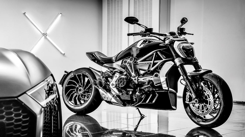 Ducati Monster Sr  Battery