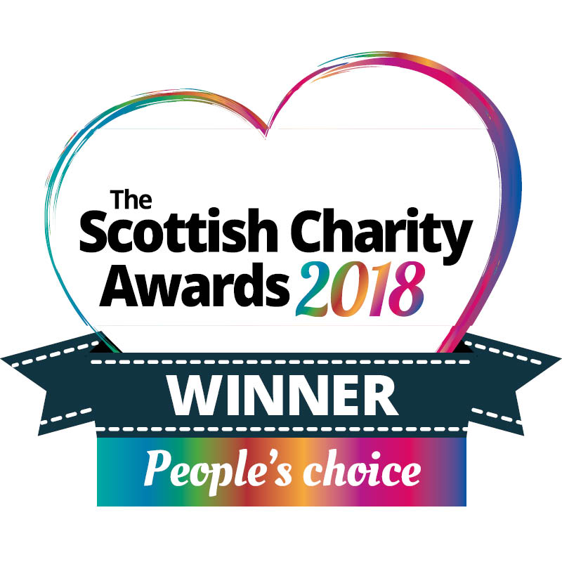 Scottish Charity Awards - People's Choice