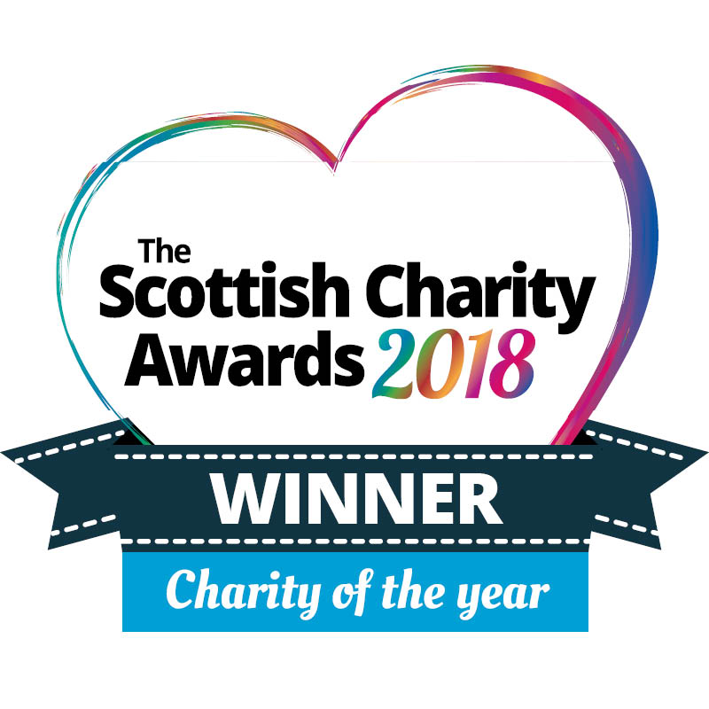 Scottish Charity Awards - Charity of the Year