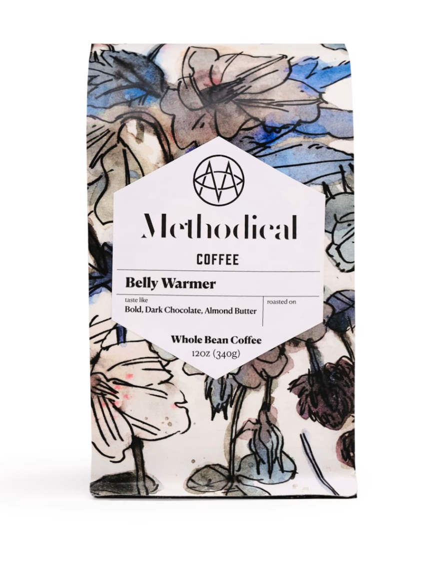 Methodical Belly Warmer coffee
