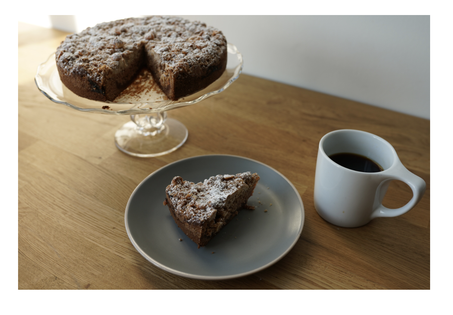 Boxcar Coffee Cake