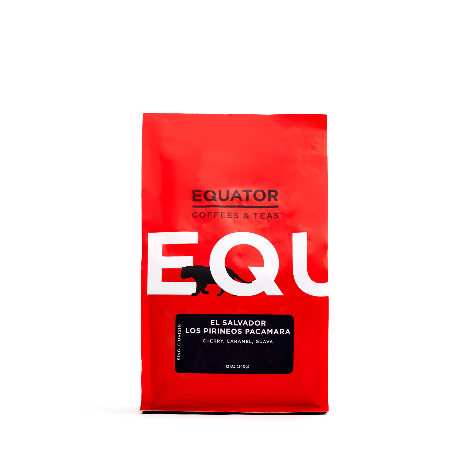 equator el salvador los pirineos pacamara coffee bag