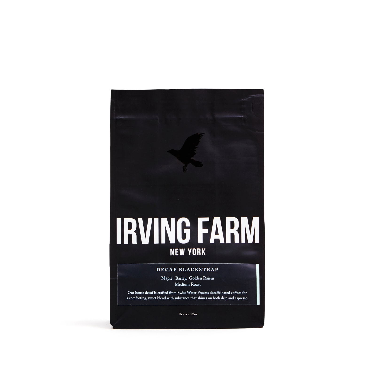 Irving Farm Decaf Blackstrap