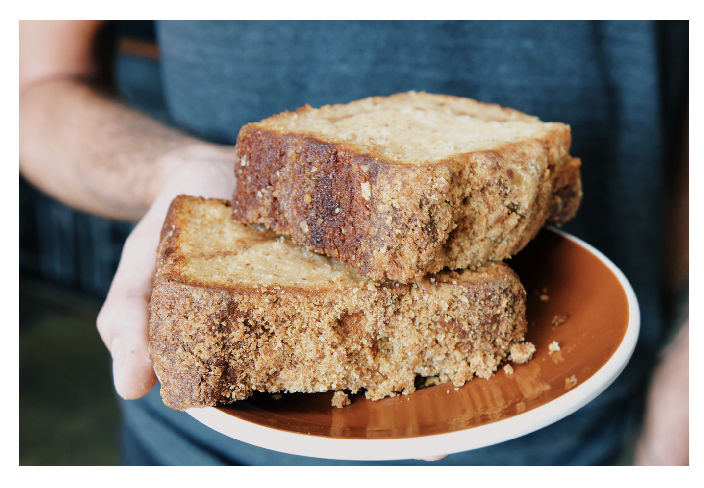 Groundwork Coffee Cake